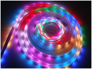 Backlight 10 Meter RGBW Flexible LED Strip Lights 12V Outdoor With Remote
